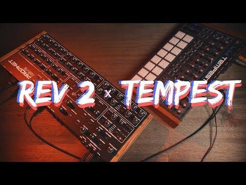 Prophet REV2 Desktop and Tempest - 10 Good Minutes Ep. 1