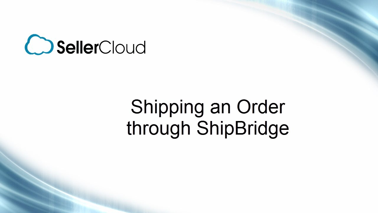 How Long Do You Keep Receipts Pdf Sellercloud Help  Shipping An Order Overview Cash Receipt Software Excel with Sample Of Invoice Bill Word  Printable Blank Receipt Word