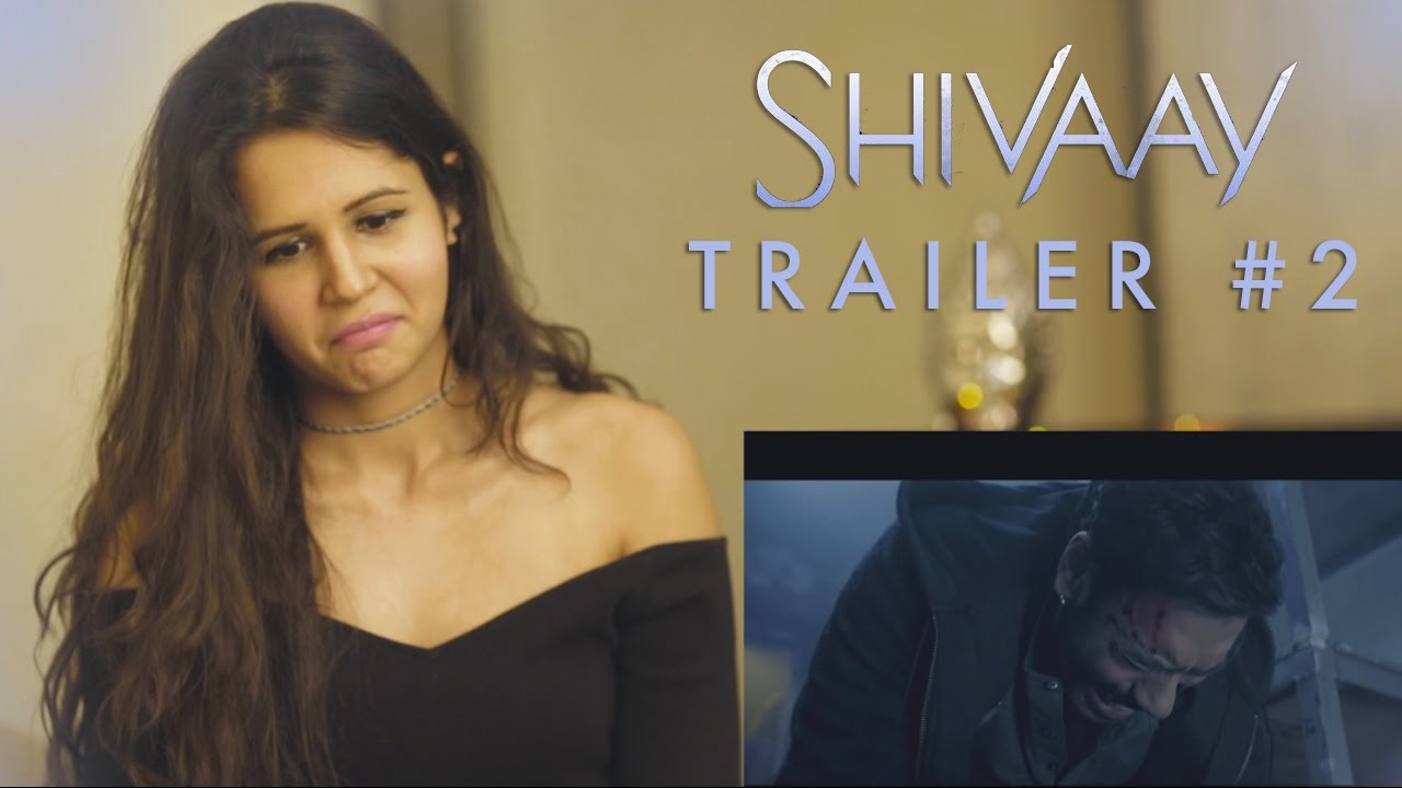 Download Shivaay | Official Trailer #2 | Ajay Devgn - Reaction & Discussion Video