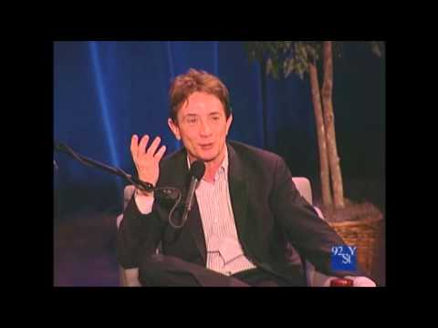 Martin Short with Dick Cavett