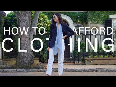 Fashion Finds - How To Afford Expensive Clothes | Budget & Saving Tips