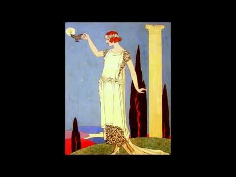 GEORGES BARBIER - The Master of Art Deco