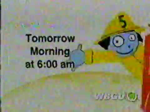 PBS Kids Schedule Bumper Walking 2001 WFWATV YouTube