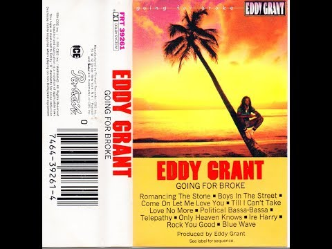 EDDY GRANT - GOING FOR BROKE (1984) CASSETTE FULL ALBUM mp3