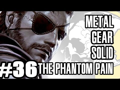 Best Friends Play Metal Gear Solid V - The Phantom Pain (Part 36)