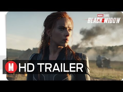 BLACK WIDOW – Teaser Trailer (deutsch/german) | Marvel HD
