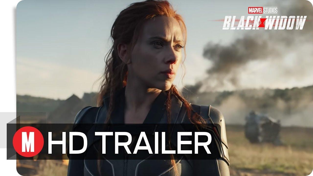 BLACK WIDOW – Teaser Trailer (deutsch/german) | Marvel HD