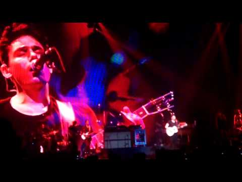 All We Ever Do Is Say Goodbye - Live HD (Bank Atlantic 2/4/10)