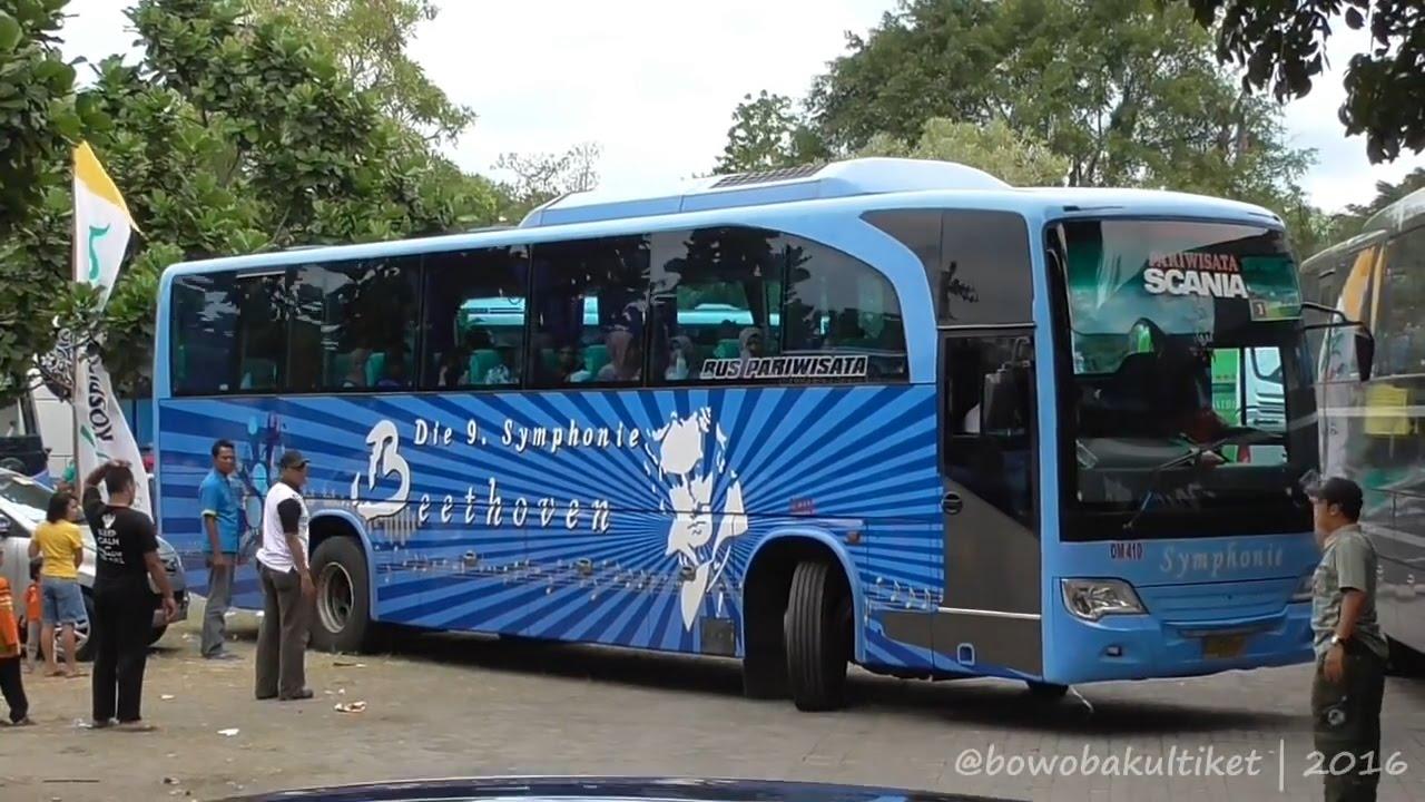 Symphonie Scania Nusgem & Nusantara Blackpearl  Yogyakarta 10 Oktober