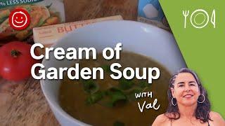Cream Of Garden Soup