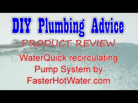 product-review:waterquick-recirculation-pump-system