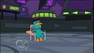 Phineas y Ferb canciones - Ornitorrincos luchar (Platypus Fight) [Esp. Latino]