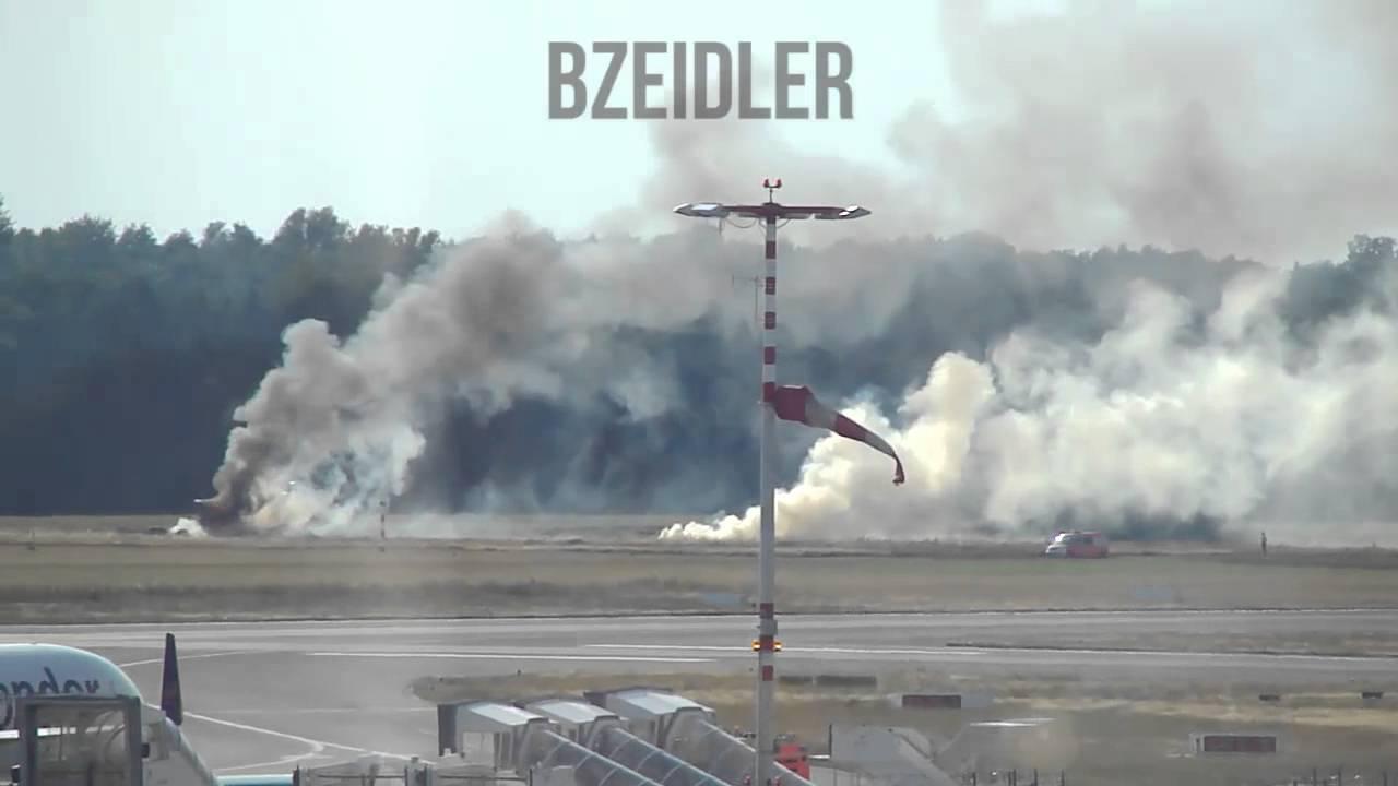 Feuer Flughafen Frankfurt