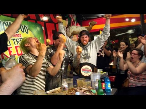 L.A. Beast VLOG #25 (Eating A 40LB Goat To Reverse The Chicago Cub's #CurseOfTheBillyGoat)