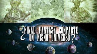 ¿Final Fantasy comparte un mismo universo?
