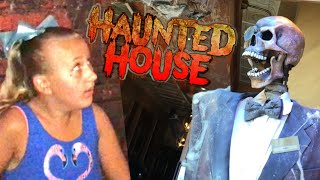 DO NOT PLAY IN HAUNTED MANSION OR KIDS GET SCARED!