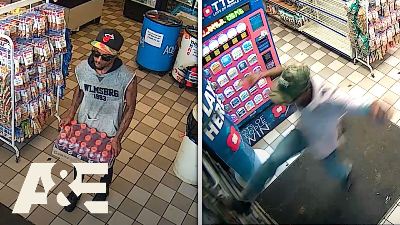 Download Man Trapped Inside of Store After Serial Thieving Spree | I Survived a Crime | A&E