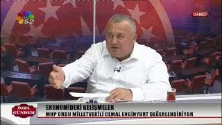 13/08/2018 ÖZEL GÜNDEM - CEMAL ENGİNYURT / MHP ORDU MV.