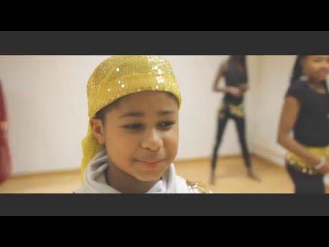 Le Prince Aladin - Black M - Chorégraphie Fidia Diala