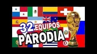 LA CANCIÓN DEL MUNDIAL (Parodia J Balvin, Willy William - Mi Gente) FIFA World Cup 2018