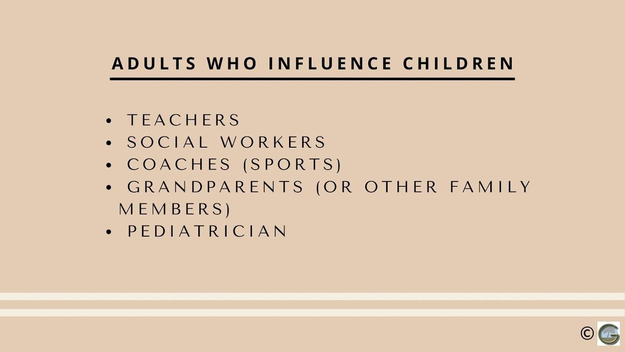 Pediatric Life Coaching 2021: Session 6