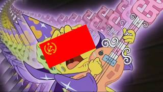 WW2 Portrayed By Spongebob Squarepants