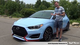 Review: 2019 Hyundai Veloster N - The New Hot Hatch King?