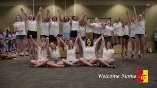 Montage: 2016 Sorority Bid Day at Pitt State