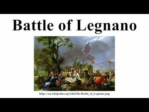Battle of Legnano