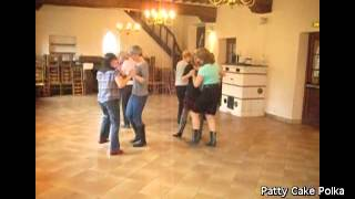 Patty Cake Polka Country line dance