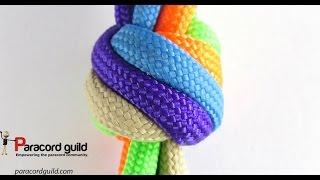 Multi strand Matthew Walker knot
