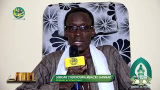 9e N° Daqâ'iq al-ḥulûm / دَقائِقِ الْعُــلُوم   Ay leeral you am solo ci Asaka (La Zakat)