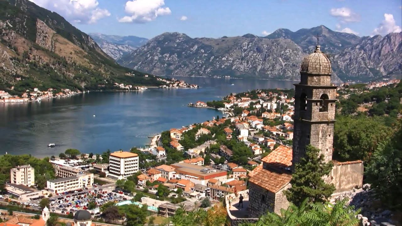 Kotor & The Bay of Kotor, Montenegro in HD - YouTube