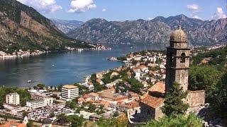 Kotor & The Bay of Kotor, Montenegro in HD