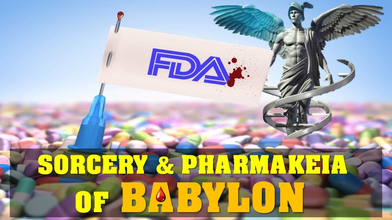Download The Sorcery & Pharmakeia of Babylon