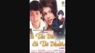 Zindagi Ke Git Bhi Gaa Le - Ek Tha Dil Ek Thi Dhadkan (1997) Full Song HD