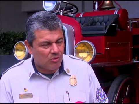 Ingenier a de los bomberos recomienda tener detectores de - Detectores de humos ...