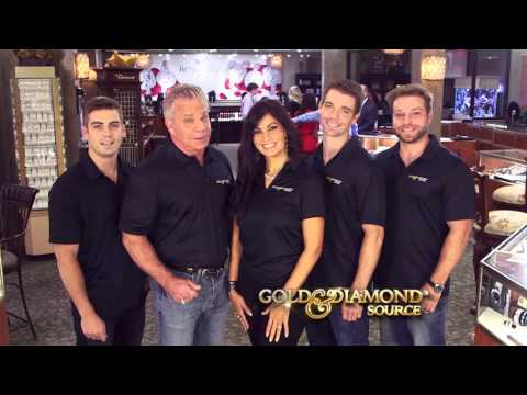 Gold Diamond Source Team You