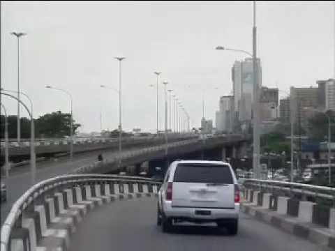 Eye on Lagos - Yellow Cabs
