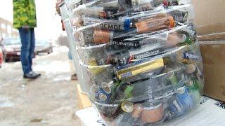 05.03.2016 Раздельный сбор мусора