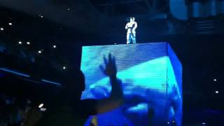Jay-Z & Kanye West (watch the throne) intro @ O2 Dublin H.A.M & who gon stop me