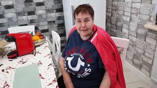 Бабушка в шоке 😳 от подарка мамы Самвела