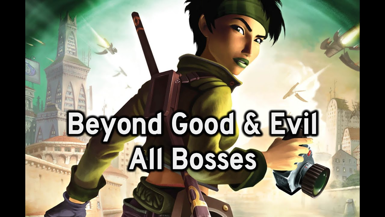 beyond good evil all bosses beyond good evil all bosses