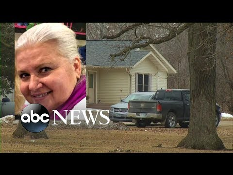 Wife accused of killing her husband on the loose