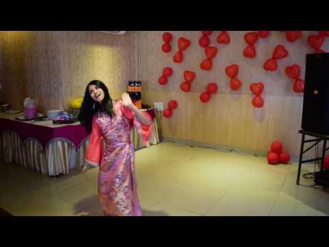 Mera Naam Chin Chin Chu By Brishti Ganguly...!!