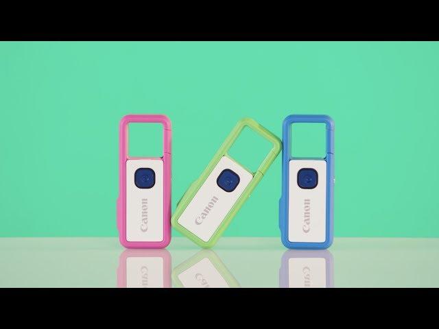 Canon IVY REC - Indiegogo