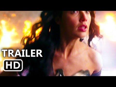 """JUSTICE LEAGUE """"Friends"""" Trailer (2017) Superhero Blockbuster Movie HD"""