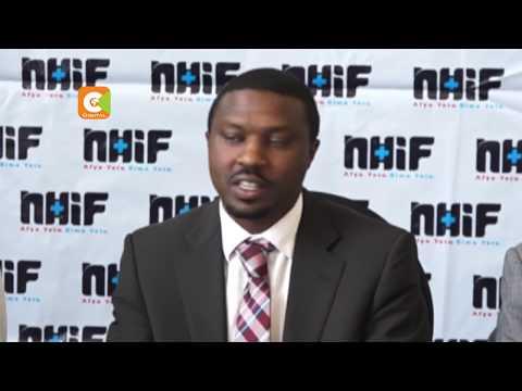 NHIF tender scandal