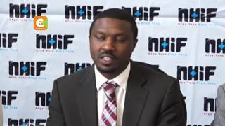 NHIF tender scandal