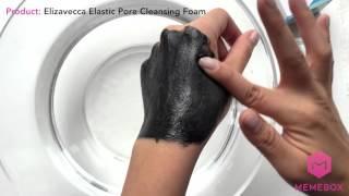 DEMO | Elizavecca Elastic Pore Cleansing Foam